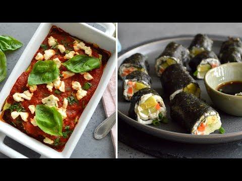 3 Vegan Keto Recipes (Lunch & Dinner)