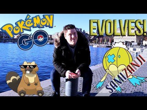 GEN4-EVOLVES (LUCKY O SHINY) | 14 NYA I POKÉDEX | POKÉMON GO SVENSKA thumbnail
