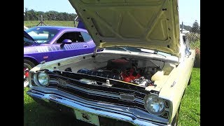 69 Dodge Dart Swinger Mopars at Maple Grove