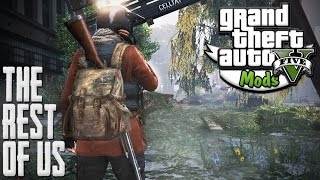 GTA V Mods! | The Rest of Us Experience! | The Zombies Have Arrived!
