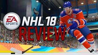 NHL 18 Review - Proving One Game Mode at a Time That Innovation Is Everything