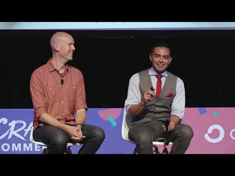 Q&A: Launching the SwitchPod - Pat Flynn & Caleb Wojcik at ConvertKit Craft + Commerce 2019