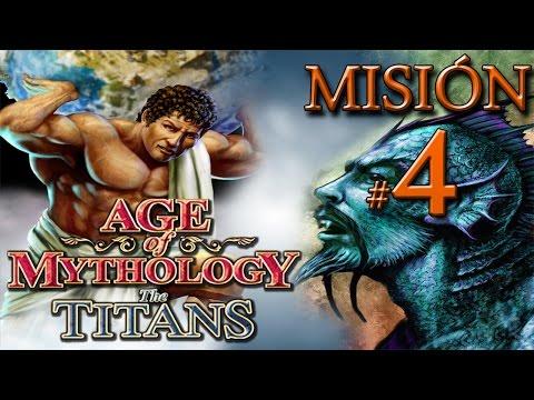 """Age of Mythology The Titans - Misión 4: """"La torre de Odín"""""""