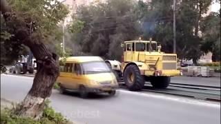 видео Лучшие автомобили для преодоления московских сугробов
