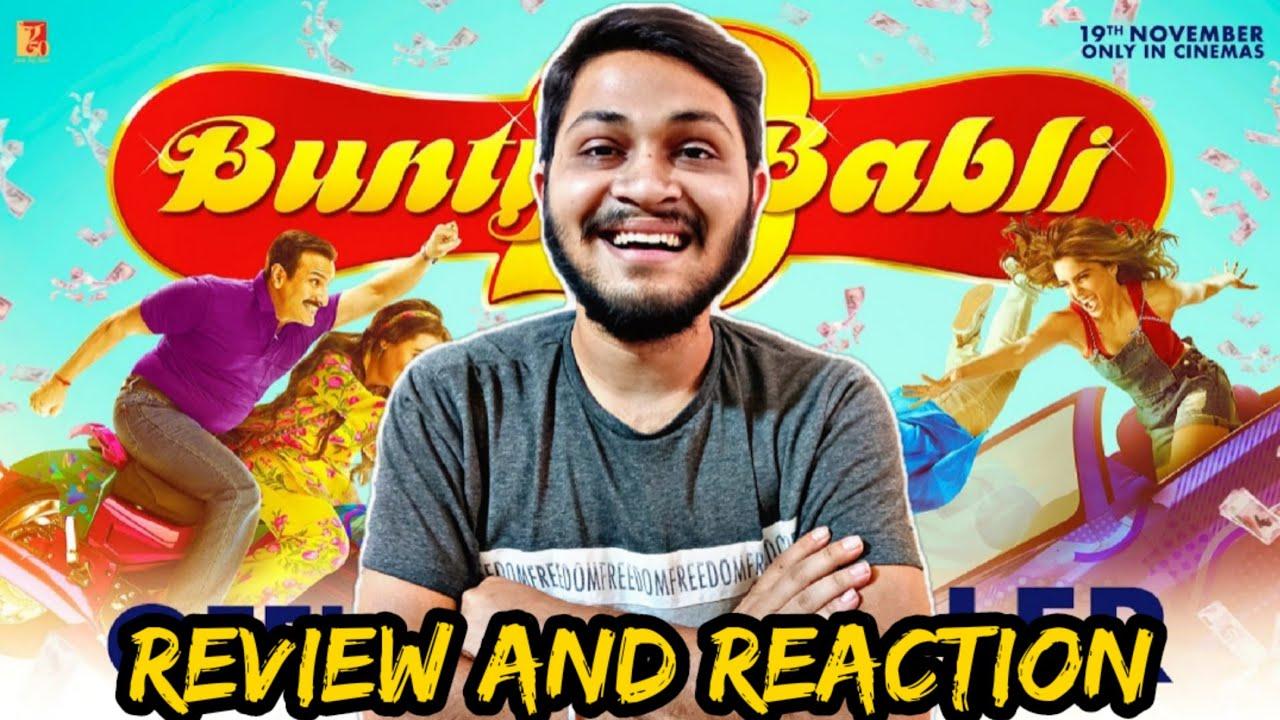 Download Bunty Aur Bubli 2 Official Trailer   Review And Reaction   Saif Ali Khan, Rani Mukharji   YRF  