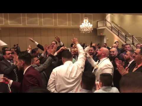 Sameeh Zughayyer & Sujoud Jumah 2 Chicago Palestinian Wedding 3-19-2017 Arabic Wedding Songs