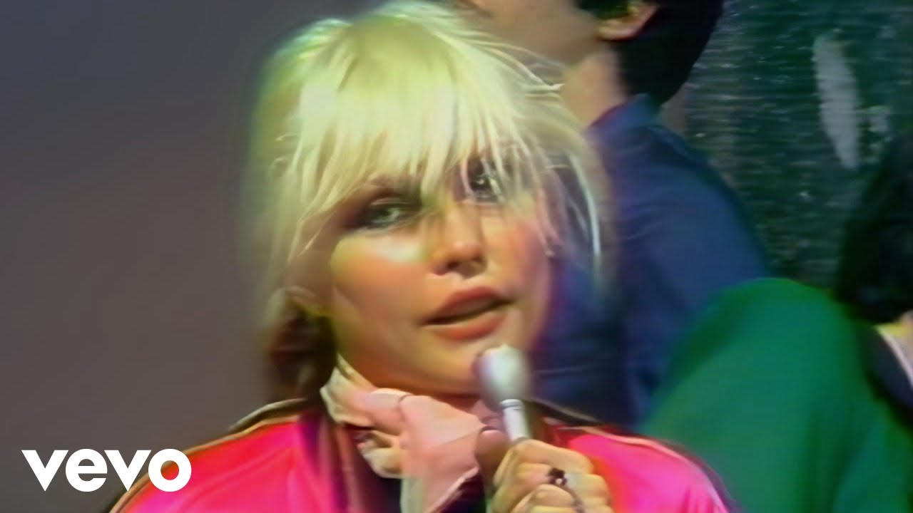 The Tide Is High with Blondie