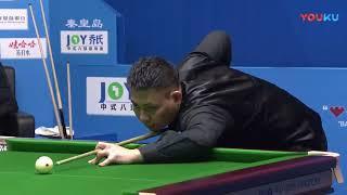 Richard Halliday (SA) VS Zheng Yubo (CHN) - 2018 World Chinese 8 Ball Masters Grand Final