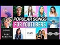 🎵BEST Background Music for VIDEOS 2017! POPULAR SONGS + REMIXES Youtubers Use COPYRIGHT FREE😍