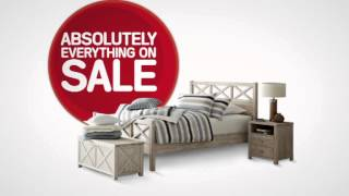 Australia's Biggest Bedroom Sale At Snooze! On Sale From 26 Dec 2012 - 3 Feb 2013