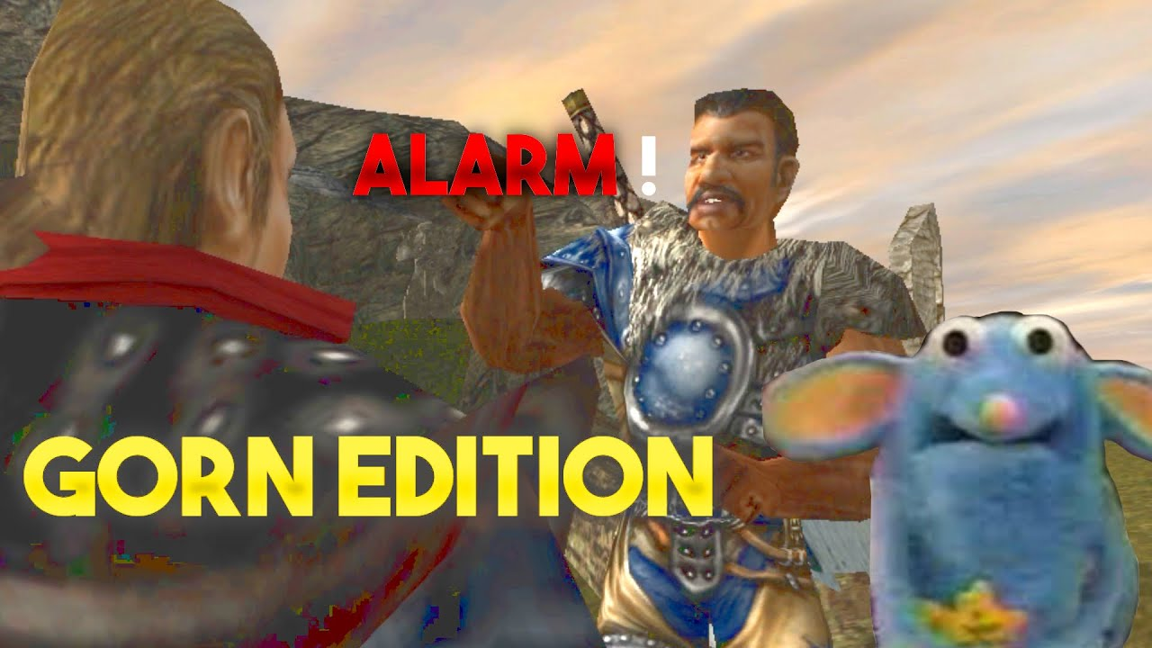 Most Sweet Alarm Clock | Gorn Edition | Best Sounds to wake up to