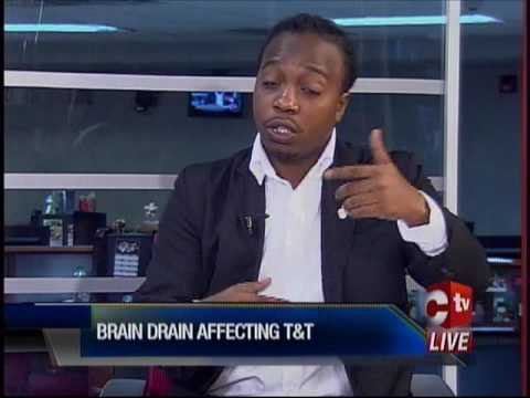 National Scholarship Recipient & UWI Guild President Address T&T Brain Drain