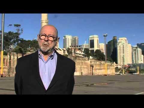 Interview: Architect Peter Walker - Barangaroo Development Sydney