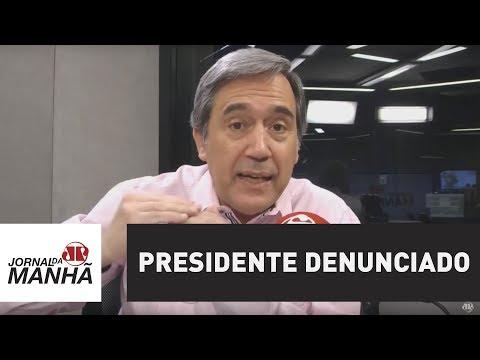 Nos EUA, uso de e-mails pessoais; aqui, presidente denunciado | Marco Antonio Villa