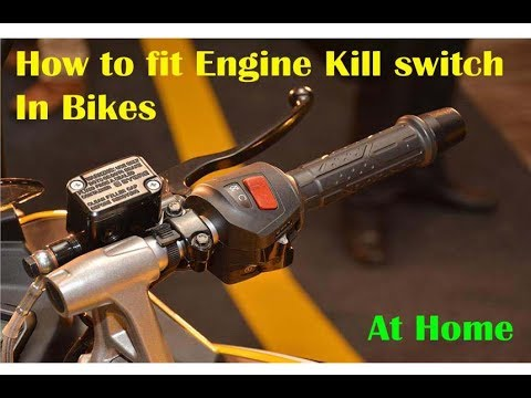 how to install kill switch in bikes youtube rh youtube com