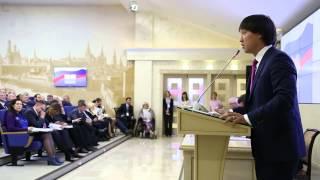 Выпускник РУДН Сангаджи Тарбаев - член общественной палаты РФ