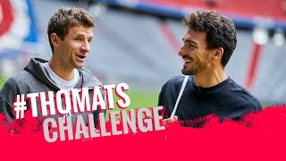 #ThoMats is back: Thomas Müller & Mats Hummels kicken in der Allianz Arena