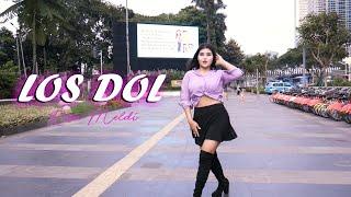 Rosa Meldianti Feat Dj Angkot - Los Dol