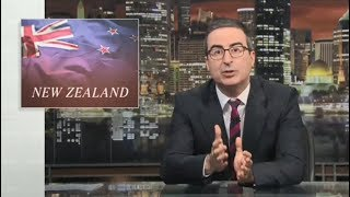 New Zealand - Last Week Tonight with John Oliver (HBO) 3/17/19