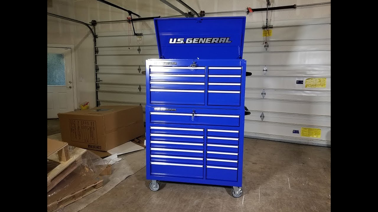 Harbor Freight Tool Cabinet Series 2 Nice Houzz