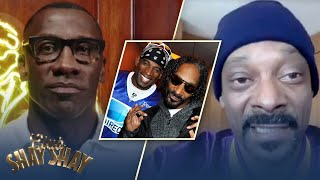 Snoop Dogg on the importance of Deion Sanders coaching at an HBCU | EPISODE 3 | CLUB SHAY SHAY