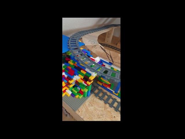 Lego Stadt bauen Update 10.11 - #Shorts - Mini Update