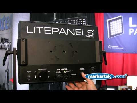 Hilio 1K LED Light from Litepanels