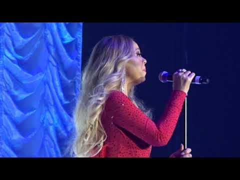 Mariah Carey - HERO - Paris FRANCE - 9 décembre 2017