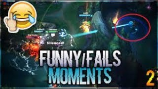 20 Minutes Of The Funniest Moments EP 3   League of Legends Funny Moments EP 3