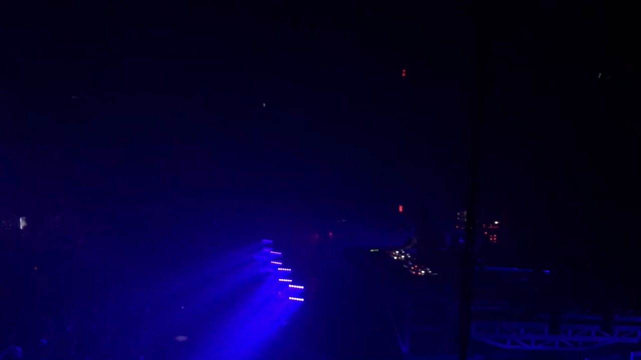 RL Grime Halloween 2017 At The Tabernacle - YouTube