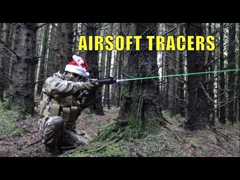 Airsoft Tracers Youtube