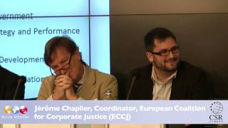Debate: Is Europe at a turning point for corporate reporting? - 28 May 2013