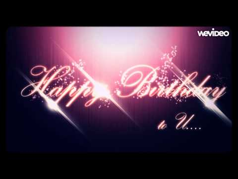 Lovely Happy Birthday (Instrumental Version)