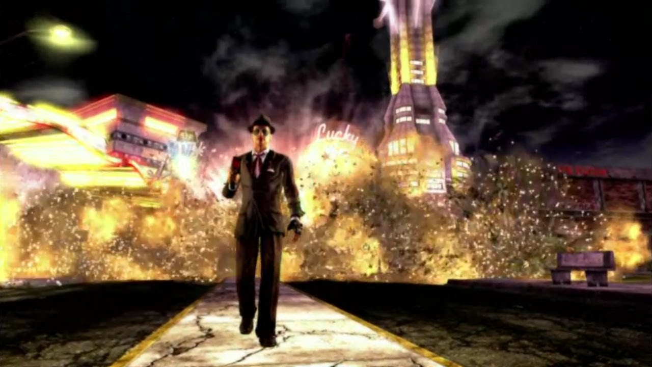 Fallout: New Vegas Ultimate Edition - Download - Free GoG PC