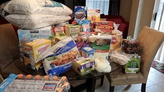 Download Video Costco Haul! ~$415 Monthly Grocery & Household Stockup!~ MP3 3GP MP4