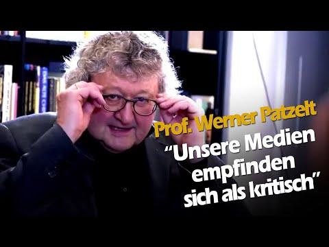 Im Gespräch mit Prof. Werner Patzelt