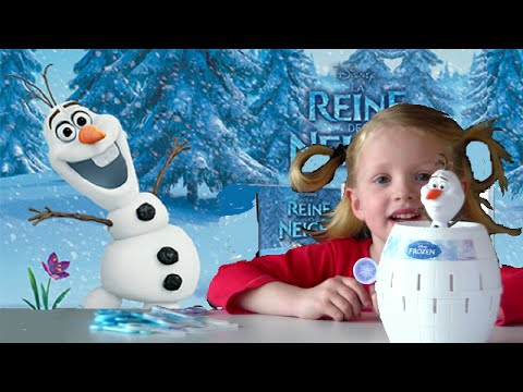 disney frozen surprise toys olaf jouet surprise la reine des neiges olaf youtube. Black Bedroom Furniture Sets. Home Design Ideas