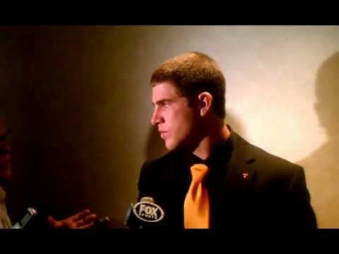 Tennessee QB Tyler Bray