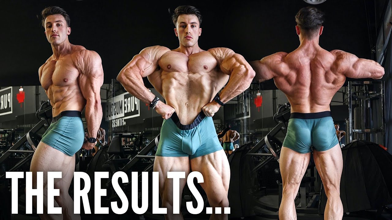 MY 'HIGH CARB' DAY RESULTS *AFTER EATING 3700 CALORIES*...