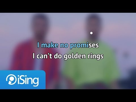 Calvin Harris, Sam Smith - Promises (karaoke iSing)