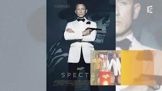 James Bond, le film événement - C à vous - 30/10/2015