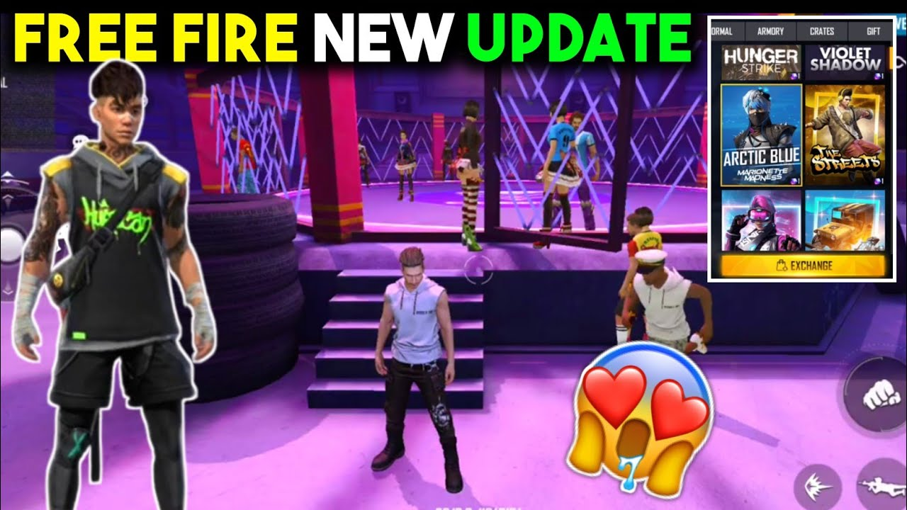 FREE FIRE NEW UPDATE OB26 || FREE FIRE OB26 UPDATE || FREE FIRE NEW UPDATE || FF NEW UPDATE