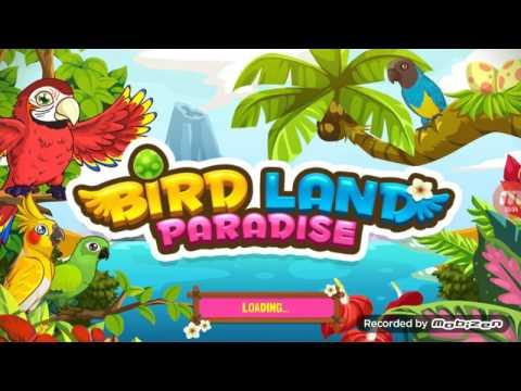 Awesome Egg On Bird Land Paradise