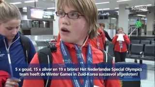 5 keer goud, 15 keer zilver en 19 keer brons voor Special Olympics NL Team!