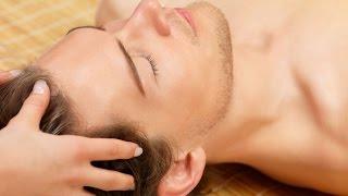 Массаж головы Уроки массажа