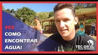 Não perfure poço antes de ver este vídeo, como encontrar muita água!