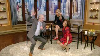"""""""Scandal's"""" Jeff Perry Gets a Dance Lesson Fr..."""