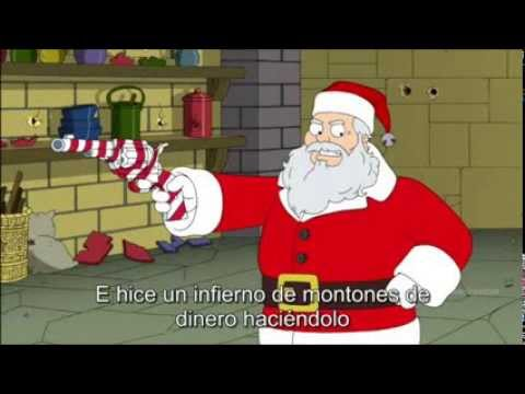 American Dad Minstrel Krampus Saving Steve. - YouTube