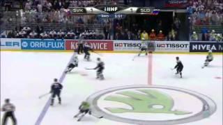 Slovensko - Slovinsko (3:1)