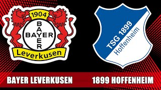 Ttc tippspiel bundesliga match attaxbayer 04 leverkusen - tsg 1899 hoffenheimbundesliga 11. spieltagtore:1:0 bailey2:0 bailey2:1 baumgartner3:1 wirtz4:1 alar...